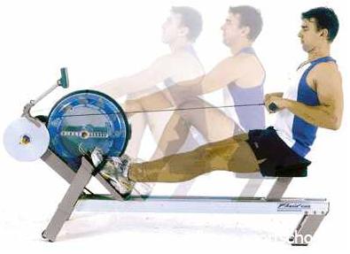 Гребля упражнение