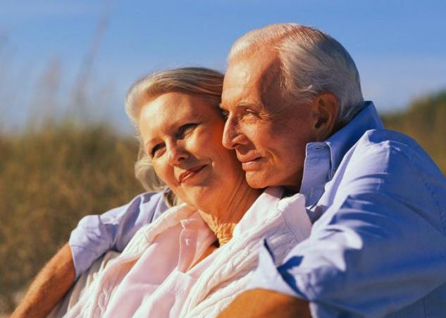 Особенности пожилых людей Основные жизненные позиции