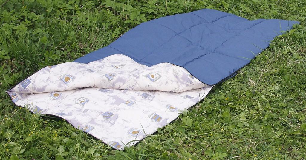 Спальный мешок - одеяло