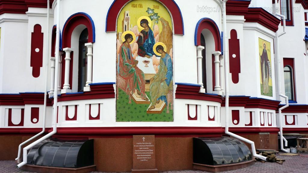 Храм Рождества Христова в Новокузнецке