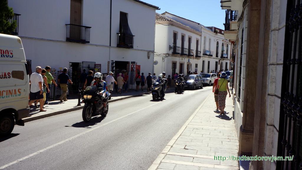 Одна из улиц Ронды