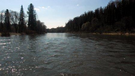 Река Большой Унзас