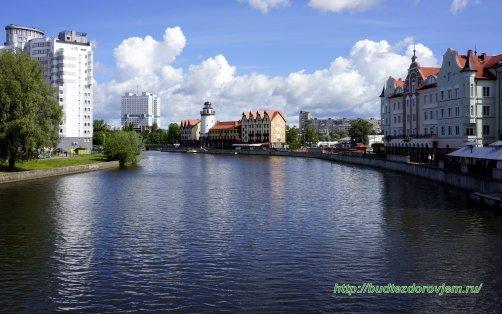 Что посмотреть за один день в Калининграде?